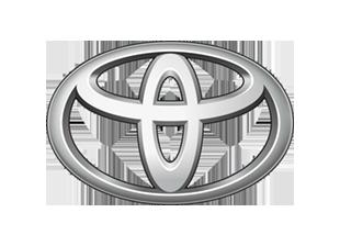 Замена лобового стекла на Toyota