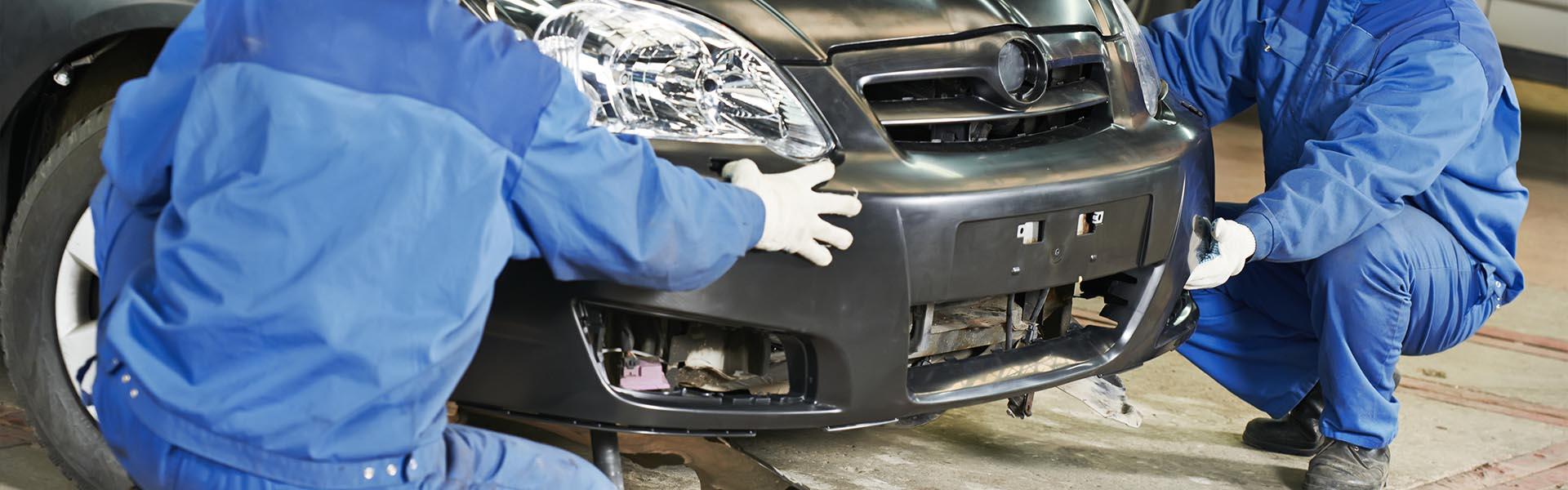 Кузовной ремонт Псков